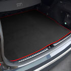 BMW 5 Series G30 Saloon Boot Mat (2017+) Black Tailored