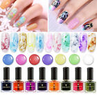 BORN PRETTY Watercolor Ink Nail Polish Blooming Marble Smudge Lquid Gradient Gel