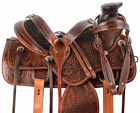 Used Roping Saddle A Fork 15 16 Classic Western Ranch Work Trail Horse Tack