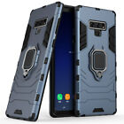 Magnetic Ring Holder Armor Case Cover for Samsung Galaxy Note 9/S8 S9 Plus/A7 A8