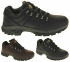 Mens Northwest Territory Leather Lace Up Steel Toe Capped Safety Work Boots