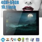 "10.1""inch 8000mAh HD Tablet 64GB ROM+4GB RAM for Android7.0 Phablet Tablet PC ND"