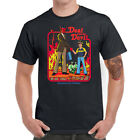 Deal With The Devil Men T-shirt Funny Graphic Tees Shirt Cotton Short Sleeve Top image
