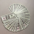 100PCs Training Money Party Joke Prank Play Fake Money Photography For Movie 1:1
