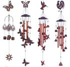 Bell Wind Chimes Butterfly Hummingbird Rooster Cat Dog Star 10 variations