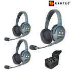 2020 HD ver. Eartec Headsets UltraLITE Wireless UL series Master Remote Sets