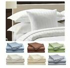 Deluxe Hotel 1800 series 300 Thread Count 100% Cotton sateen bed Sheet Set image