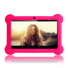 7inch 512Mb 8GB A33 Quad Core Student Tablet G-Sensor Best Children Gift New