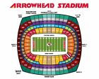 2 of 4, CHIEFS vs PATRIOTS, 6TH ROW UPPER, MOBILE TICKETS, JAN 20TH, ARROWHEAD on eBay