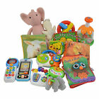 Baby Toddler Variety Toys/Softbook/Plush/Puzzle 12-36m
