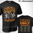 Kiss Band Rock End of The Road North American Tour 2019 T shirt S to 3XL MEN'S image