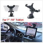 "US For 7~ 10.1"" Tablet PC GPS 360° Car Windshield & Desk Top Mount Holder Stand"