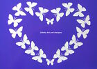 List 1 - Assorted Butterfly Stencils - **Free gift with every order**