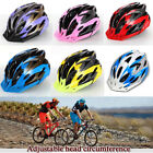 US Adult Men Bicycle Bike Safety Helmet Adjustable Protective Cycling Shockproof