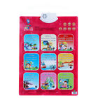 Baby & Children Education Preschool Chinese Learning Wall Chart Poster (w/Sound)