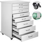 Medical Dental Equipment Alabama Assistant's Mobile Cabinet Cart White