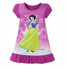 Kid Girl Cartoon Mermaid Snow White Princess Tutu Dress Party Pageant Clothes US