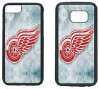 DETROIT RED WINGS PHONE CASE COVER FITS iPHONE 6 7 8+ XS MAX SAMSUNG S7 S8 S9+ $13.5 USD on eBay