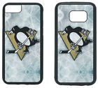 PITTSBURGH PENGUINS PHONE CASE COVER FITS iPHONE 6 7 8+ XS MAX SAMSUNG S7 S8 S9+ $13.5 USD on eBay
