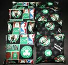 8 CORNHOLE BEANBAGS made w Boston Celtics Fabric ACA Reg Bag, Top Quality! on eBay