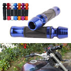 "Motorcycle Rubber Hand Grips For 7/8"" Handlebar Sportbike GSXR1000 $11.8 USD on eBay"