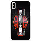 HOT Harley Davidson Logo For iPhone 6/6s 7 8 Plus X/XS Max Xr Phone Case $15.9 USD on eBay