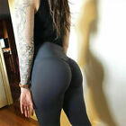 Women YOGA Workout Gym Sports Pants Leggings Fitness Stretch Trousers High Waist