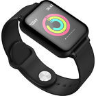 Waterproof Smart Watch Heart Rate Monitor Bracelet Wristband for iOS Android WS