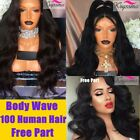 Body Wave 7A Brazilian Remy Human Hair Wigs Full lace Front Wigs for Black Women