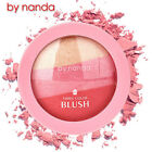 3 Colors Professional Beauty Makeup Cosmetic Blush Blusher Powder Palette