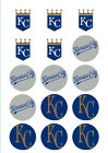 Kansas City Royals Edible Print Cupcake/Cookie Toppers Frosting Sheets 2 Sizes on Ebay