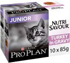 Purina Pro Plan NutriSavour Junior Cat Food
