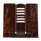 Внешний вид - Book Reading Stand Office Tool for Display, 4 Exquisite Patterns to Choose