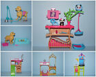 Assorted Lot of Puppy Dog Playset Pieces Genuine BARBIE Diorama Accessories