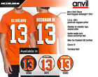 Odell Beckham Jr. Cleveland Browns #13 NFL Jersey Style Graphic T-Shirt Men's on eBay