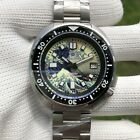 Men's Vintage 6105 Stainless Steel Watches Automatic diving Wrist watch Sapphire image