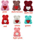 Rose Bear Teddy Bear Large Huge Luxury Foam Birthday Wedding Mother's Day Gift