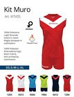 Completo Volley Mujeres GIVOVA Mod. KIT PARED Completos Voleibol LEGEA JOMA ERR