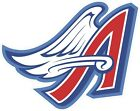 Los Angeles Angels of Anaheim Vinyl Decal - You Choose Size on Ebay