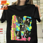 New Kids On The Block T Shirt Cotton Black Men T-Shirt Size S-3XL image
