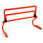 Foldable Football Coaching Agility Training Equipment Hurdle Jump Trainer