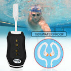8GB Waterproof Portable No Screen MP3 Player For Swimming Diving Hiking MN