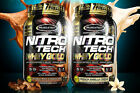 MuscleTech NITRO TECH 100% Whey Gold Pure Protein Powder Featuring Whey 2.2 Lbs