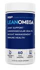 RSP LeanOmega Support Overall Health And Reduce Body Fat 60,  120 Softgels