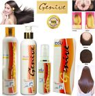Genive Growth Long Hair Fast Shampoo Conditioner Serum 3x Faster 7 Day Lengthen