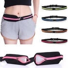 Hiking Waist Belts Bag Fanny Pack Pouch Bum Sports Running Wallets Pocket Bags image