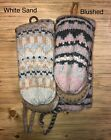 Lemon Knitted Apres Ski & Lamby Mukluk in Various Colors Knee High Slippers NWT