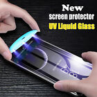 5D Full Glue UV Tempered Glass Film Protector for Samsung Galaxy S10 S8 S9 Plus