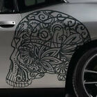 Dodge HellCat Mopar Sugar Skull Vehicle Graphic Decal Side Challenger Charger $236.0 USD on eBay