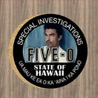 HAWAII FIVE-O DRINKS COASTER IDEAL GIFT FOR  SISTER MUM DAUGHTER DAD MATE